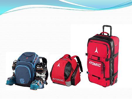 New Ski Gear Travel Bags